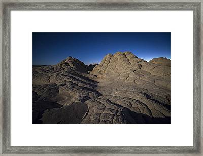 Molds Of The Earth Framed Print by Jason Hatfield