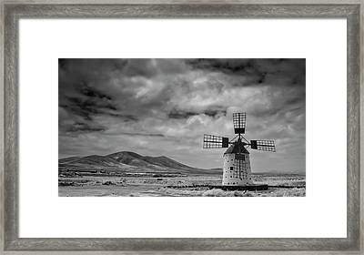 Molino De Cotillo Framed Print by Martin Zalba is a photographer looking for a personal look,