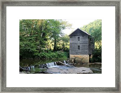 Mollohan Mill 2 Framed Print