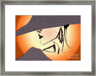 Mom #19 Framed Print