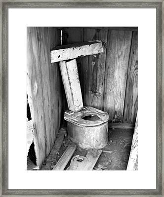 Mom Throne Framed Print by Curtis J Neeley Jr