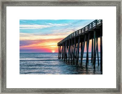 Moments Captured Framed Print