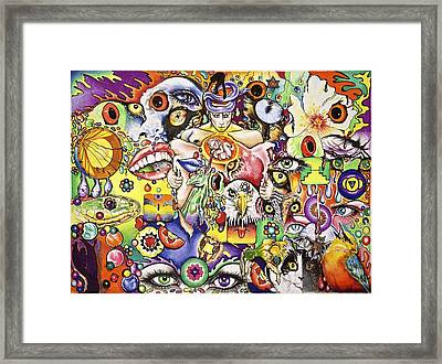 Moments In Time - 10 Limited Edition Prints Framed Print