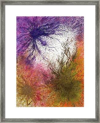 Moments Of The Divine Enlightenment #688 Framed Print