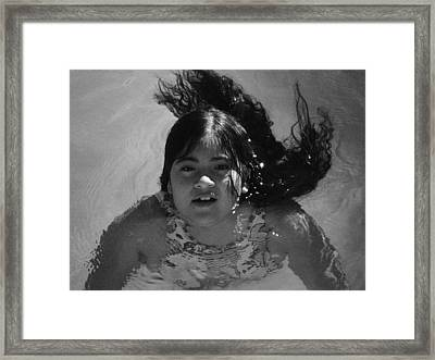 Framed Print featuring the photograph Momentum by Beto Machado