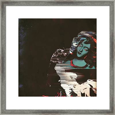 Mommy Dearest Framed Print by Jamaal Cannon