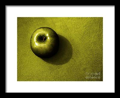 Apple Framed Prints