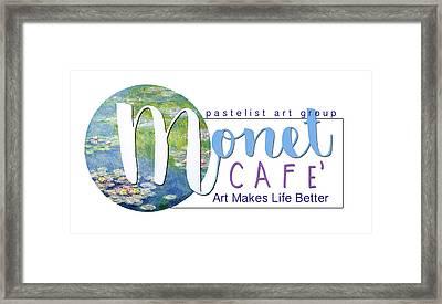 Monet Cafe' Products Framed Print