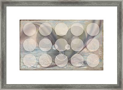 Monet Le Givre Framed Print