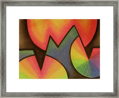 Money Framed Print by Marlene Chapin