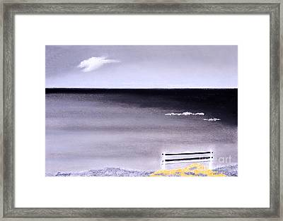 Money Framed Print by Stanza Widen