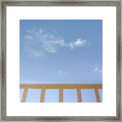 Monkey Bars Framed Print by Scott Norris