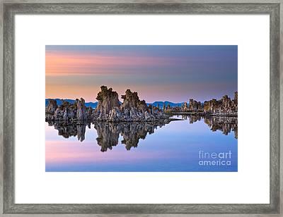 Mono Lake #2 Framed Print