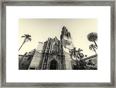 Monochrome Museum Framed Print by Joseph S Giacalone