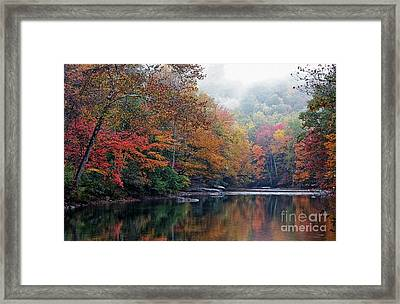 Monongahela National Forest Framed Print by Thomas R Fletcher