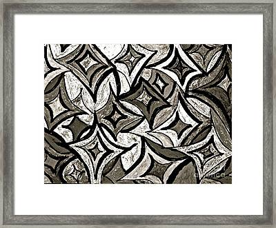 Monoquin Framed Print by Laura Star