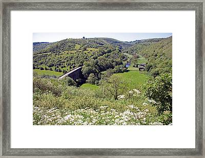 Monsal Head Framed Print