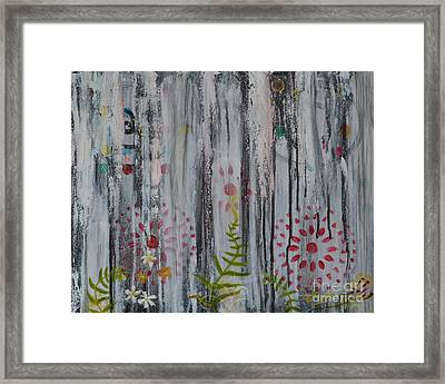 Monsoon Season 10 Framed Print by To-Tam Gerwe