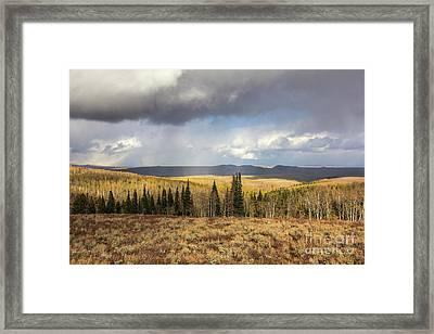 Monte Cristo Framed Print