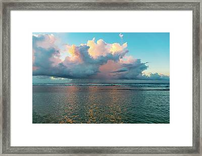Montego Bay Sunset Framed Print