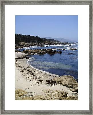 Monterey, Ca Framed Print by Anne