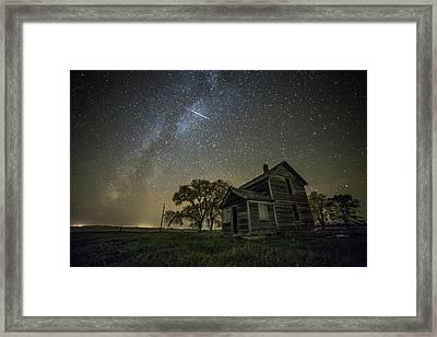 Montrose Orionid Framed Print