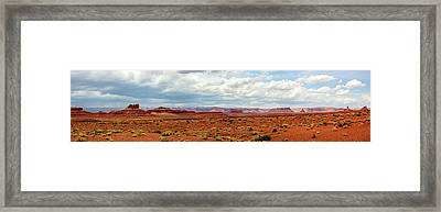 Monument Valley, Utah Framed Print