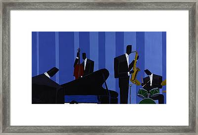 Mood Interlude Framed Print