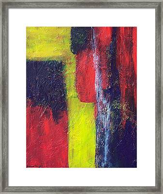 Moods Framed Print by Marcia Paige