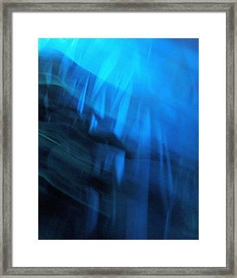 Framed Print featuring the photograph Moodscape 6 by Sean Griffin