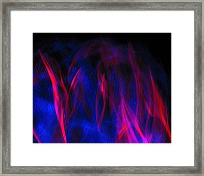 Framed Print featuring the photograph Moodscape 8 by Sean Griffin