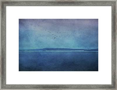 Moody  Blues - A Landscape Framed Print