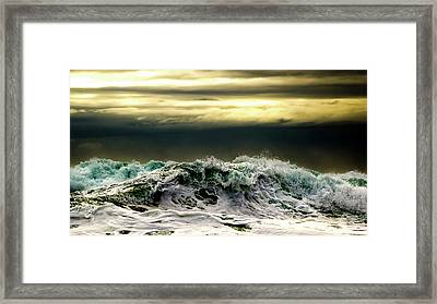 Moody Framed Print by Stelios Kleanthous