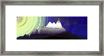 Moon Everest Framed Print by Patrick Guidato
