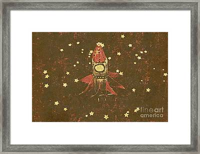 Moon Landings And Childhood Memories Framed Print by Jorgo Photography - Wall Art Gallery