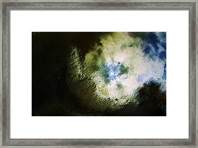 Moon Light Framed Print by SeVen Sumet