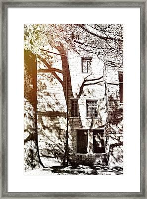 Moon Shadows Framed Print by JAMART Photography
