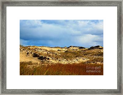 Moon Walk Framed Print by Robert Pearson