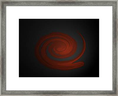Moonglow Framed Print by Lenore Senior