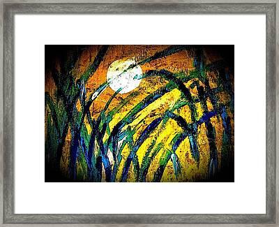 Moonlight  Framed Print by Hae Kim