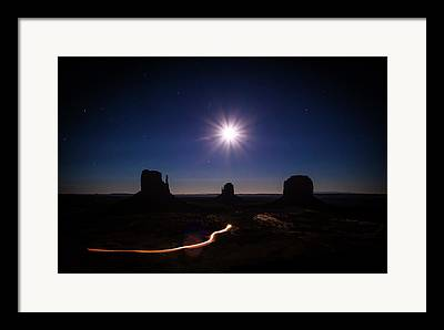 Stary Framed Prints