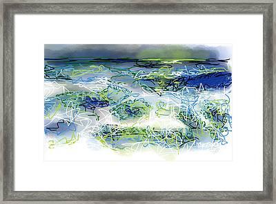 Moonlight Serenade Framed Print by Robert Yaeger