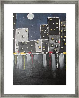 Moonlighters Framed Print