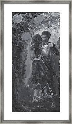 Moonlit Waltz Framed Print