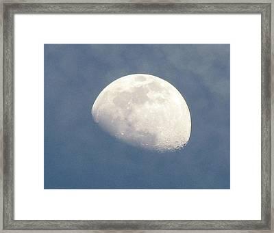 Moonrise Framed Print by Helaine Cummins