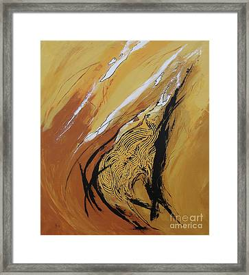 Moonscape IIi Framed Print by Christiane Schulze Art And Photography