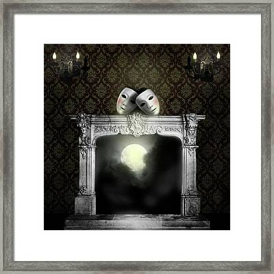 Moonstruck Framed Print by Larry Butterworth