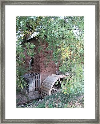 Mora Mill Framed Print