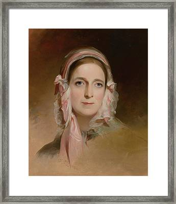 Mordecai Lewis Framed Print
