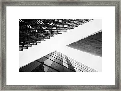 More London Framed Print